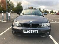 BMW 1 SERIES 120d Sport 5dr (grey) 2006