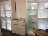 Retail Jewellery Display Cabinets