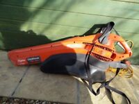 Garden Vac, Leaf blower or vacuum with bag.