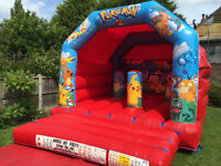 Pokemon Bouncy Castle for sale £550