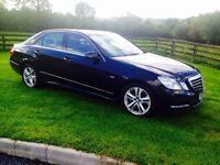 Mercedes Eclass stunning car ( not Passat golf BMW 530d 320d c220 e250