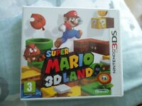Nintendo 3DS Game - Super Mario 3D Land - Boxed and Perfect