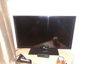 32 INCH JVC TELEVISION FOR SALE - LEITH