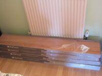 Laminate Flooring, Underlay, Beading And Edging