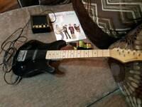Pure tone kids electric guitar