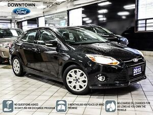 2012 Ford Focus SE, One owner Trade in, Blue tooth, Heated seats