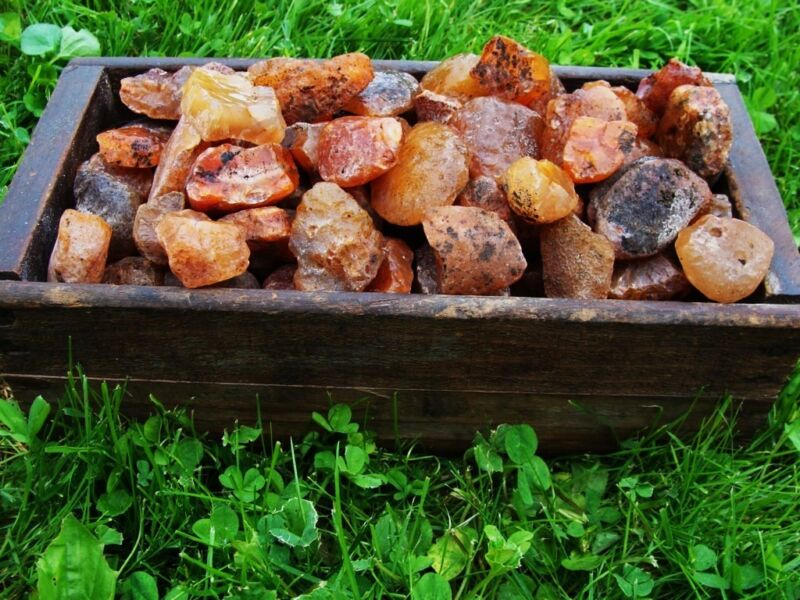 2000 Carat Lots of Unsearched Natural Carnelian Rough + a FREE Faceted Gemstone