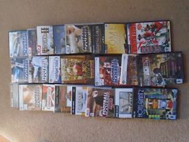 Selection of PC games £10 ono
