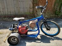 drift trike gx160cc
