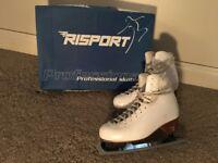 Risport Figure (Ice) Skates.