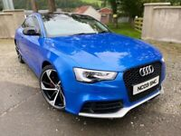 🔥 AUDI A5 2.7 TDI AUTO RS5 REP 2008 WITH NEW TYPE FRONT END ** STUNNING ** 🔥