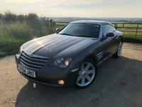 2004 Chrysler CrossFire 3.2 V6+HPI CLEAR+LOW MILES+PX+SWAP
