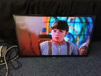 """27"""" full hd led Samsung freeview tv / monitor"""