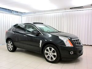 2012 Cadillac SRX WOW! WHAT MORE DO YOU NEED!? SRX4 3.6L AWD SUV