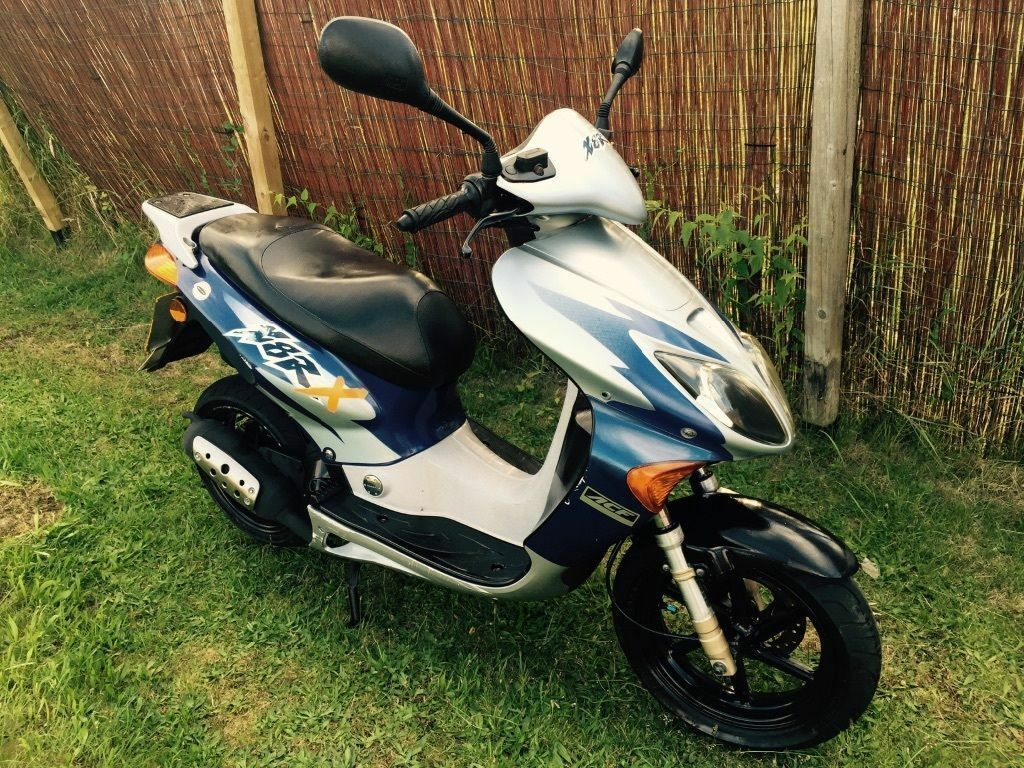 Honda X8r 50cc Moped Scooter Vgc 100 Working In Wroughton