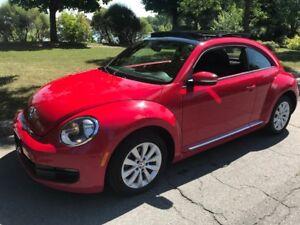 2014 Volkswagen Beetle 2.0 TDI Comfortline
