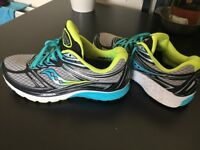 Saucony Guide 9 running shoes Women's UK Size 6