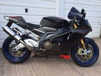 Aprilia RSV1000R 2006 '06' reg. Great condition, Low genuine 13,110 miles. 2 owners
