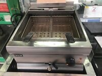 9 KW 3 PHASE FRYER CATERING COMMERCIAL KITCHEN EQUIPMENT CAFE KEBAB CHICKEN RESTAURANT PIZZA SHOP