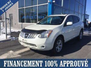 2009 Nissan Rogue SL **52$/SEM*FINANCEMENT 100% APPROUVÉ**