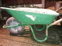 90 ltr wheel barrow