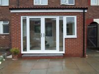 Extensions, Conservatory Bases, Disabled Adaptions, Structural Alterations & Repairs, Garden Walls.