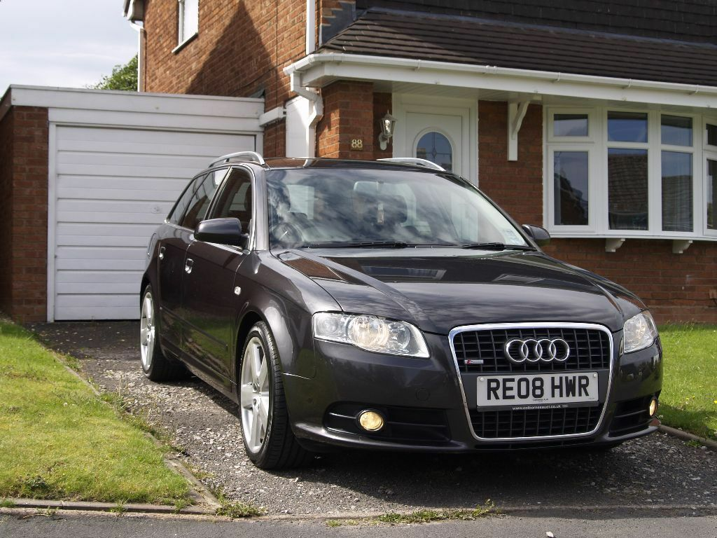 audi a4 avant s line 2008 automatic diesel reduced price in shifnal shropshire gumtree. Black Bedroom Furniture Sets. Home Design Ideas