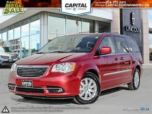 2016 Chrysler Town & Country Touring **Rear Cam-Bluetooth**