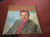 Box set of 6 LP's Jim Reeves