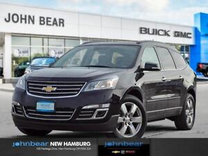 2016 Chevrolet Traverse LTZ - FULLY LOADED, ONE OWNER!!