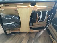 Selling a new leather massage treatment bed, comes with all the extra bits and a carry case £75