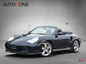 2004 Porsche 911 Turbo | EXTENSIVE OPTIONS | LOW KMS