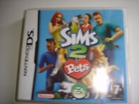 nintendo ds the sims 2 pets 7+