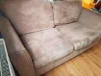 2 person sofa, £50 Ono