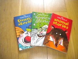 Children's Books The Walker Book of Animal Stories/Magical Stories/Funny Stories