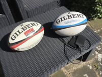 Rugby Training Balls