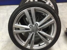 AUDI A3 S LINER ALLOY WHEELS (FOUR)