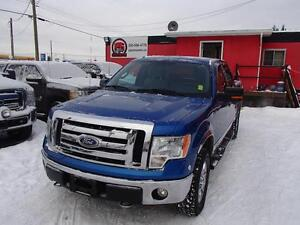 2009 FORD F-150 XLT SUPERCREW 6.5-FT