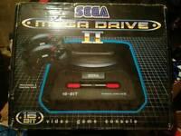 Sega mega drive and classic games