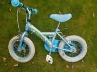 "Apollo Honeybee kids bike 12"" frame"