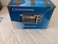 Fan mini over cookworks