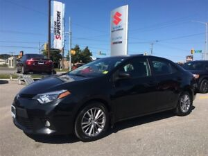 2014 Toyota Corolla LE ~P/H/Leather ~Power Sunroof ~RearView Cam