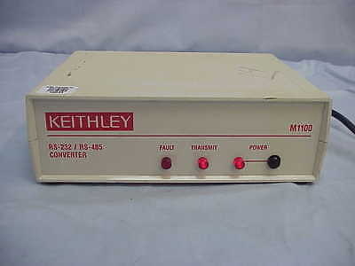 Keithley M1100 Rs232 Rs-485 Converter