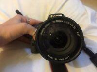 Sigma DC 18-200mm f/3.5-6.3 II HSM OS DC Lens