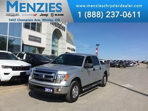2014 Ford F-150 XTR, Eco Boost, Bluetooth, Clean Carproof