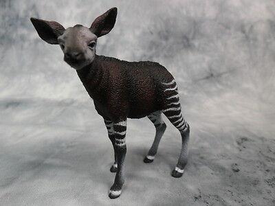 CollectA NIP * Okapi Calf * 88533 Wildlife Replica Model Toy Figurine Animal