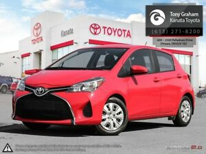 2016 Toyota Yaris LE LE+AC+Cruise+Pwr Group