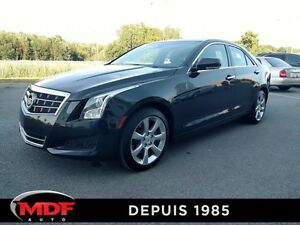 2013 Cadillac ATS AWD Luxury 2.0L Turbo d'occasion