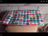 Changing mat
