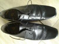 Men's base london brogue shoes for sale